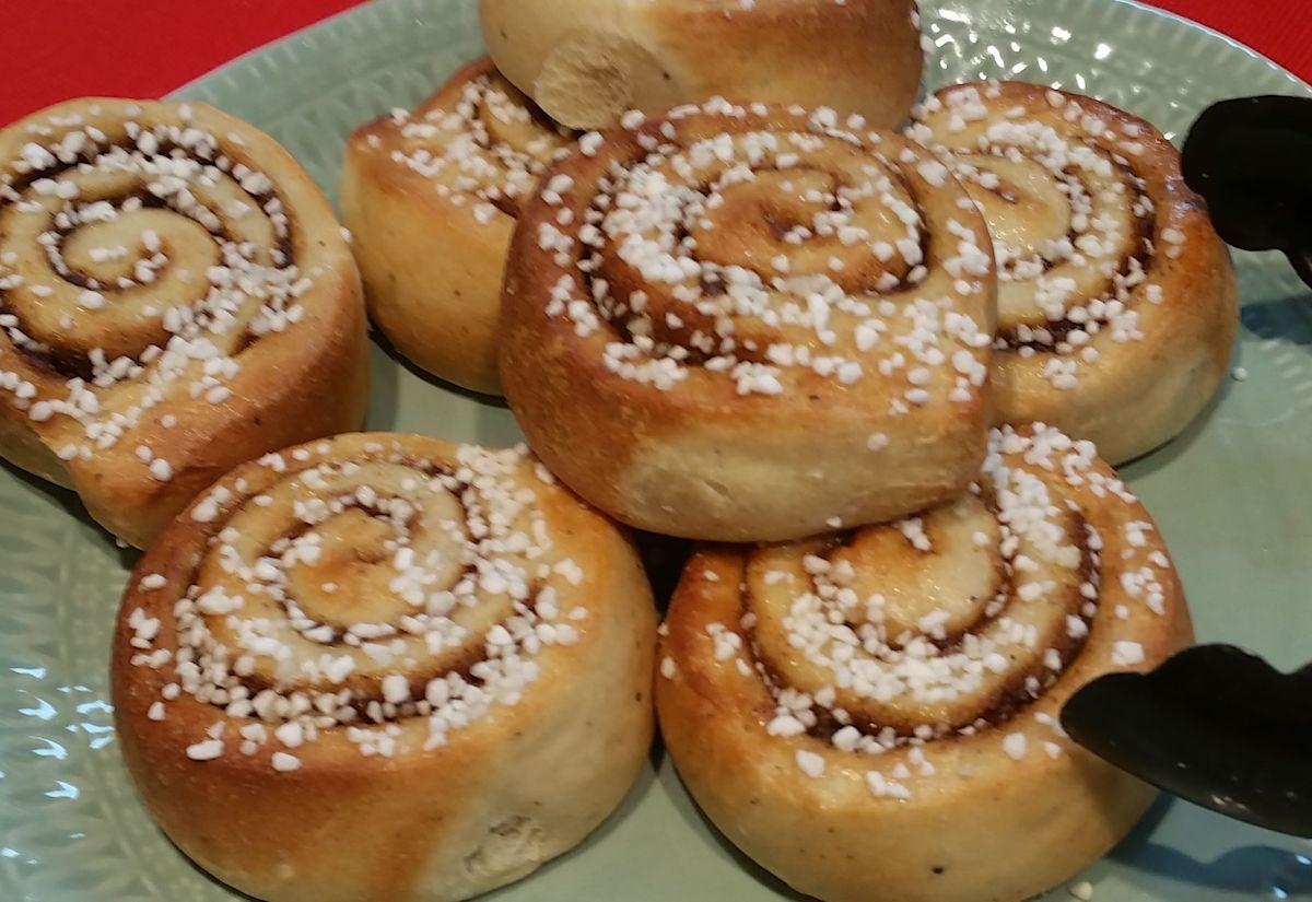 IKEA food – Kanelbullar Cinnamon Buns