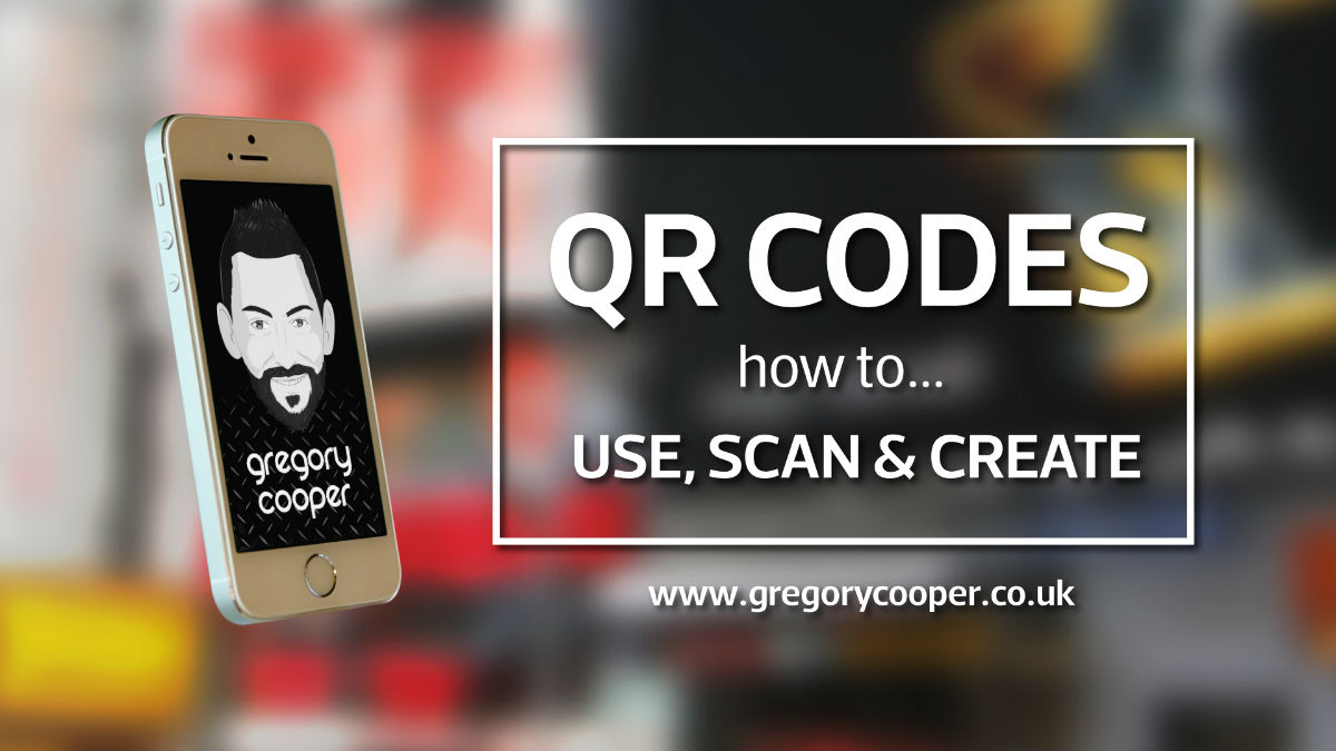 What is a QR code – How to Create a QR code – How to Scan a QR code via Smartphone
