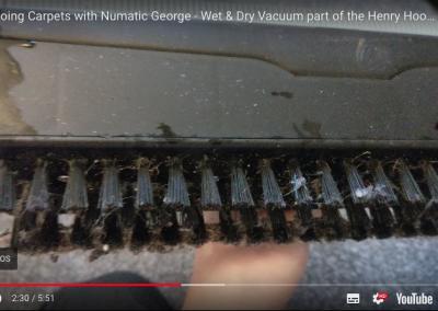 Numatic George Scrubbing Brush UK
